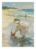 Verano en la costa II Pósters por Vitali Bondarenko
