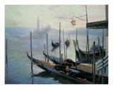 Venetian Twilight Posters by  Julien V
