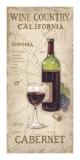 Wine Country II Prints by Janet Kruskamp