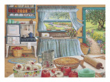 Apple Pie Harvest Prints by Janet Kruskamp