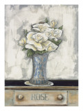Ophelia's Roses Prints by Celeste Peters