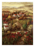 Tuscan Village Prints by  Hulsey