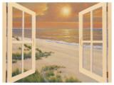Window of Dreams Print by Diane Romanello