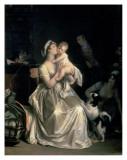 Motherhood, 1805 Posters by Marguerite Gerard