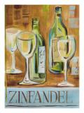 Zinfandel Prints by Jennifer Sosik