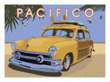 Pacifico Print by David Grandin