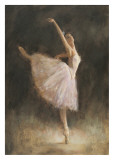 The Passion of Dance Print by Richard Judson Zolan