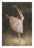 Tanzleidenschaft Kunstdruck von Richard Judson Zolan
