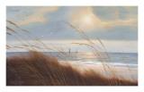 Sailboat Breezeway Prints by Diane Romanello