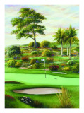 Breezy Green at Emerald Dunes, the 4th Art by Joe Sambataro