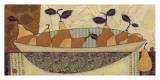 Coupe de poires Art par Penny Feder