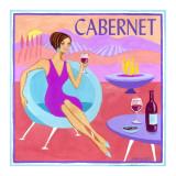 Cabernet Posters by Jennifer Brinley