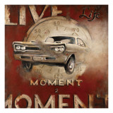 Live Life Posters by Janet Kruskamp