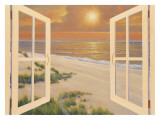Window of Dreams Poster by Diane Romanello