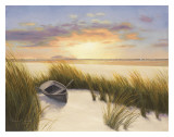 Beach Hideaway Posters by Diane Romanello