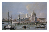Dogana of Venice Prints by  Guardi