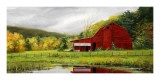 Vermont Barn Prints by John Haag