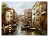 Bridge of the Gondola Print