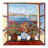 Flowers and Seascape Prints by Suzanne Etienne