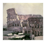 The Roman Colosseum Prints by Vasilii Surikov