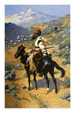 An Indian Trapper Posters by Frederic Sackrider Remington