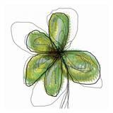 Liquid Flower II Affiches par Jan Weiss