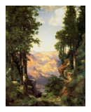 The Grand Canyon, 1912 Print by Thomas Moran