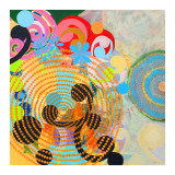 Dekor 53 Kunstdruck von Jeanne Wassenaar