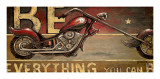 Be Everything Prints by Janet Kruskamp