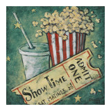 Show Time Prints by Janet Kruskamp