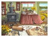 Cookie Baking Day Plakaty autor Janet Kruskamp