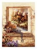 Pottery Window Prints by Alma Lee