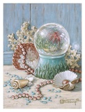 Sea Shell Collection III Posters par Janet Kruskamp