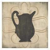 Kitchen Silhouttes I Poster by Marissa Decinque