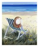 le Chapeau de Paille Plakater af Henri Deuil