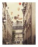 Paris is a Feeling Posters van Irene Suchocki