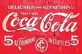 Coca Cola Logo Poster