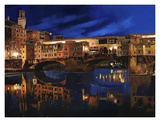 Notturno Fiorentino Art par Furtesen 
