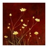 Flores en el Campo I Posters by  Clunia