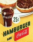 Coca Cola Hamburger Photo