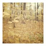 Allt är kärlek Posters av Irene Suchocki