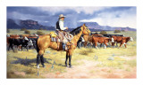 The Great American Cowboy Posters por Jack Sorenson