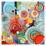 Dekor 105 Kunst von Jeanne Wassenaar