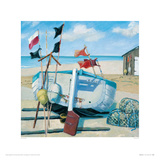 Windy Day Giclee Print by Jane Hewlett