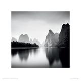 Li River Study Giclee Print by Josef Hoflehner