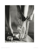 Ballet Shoes Giclee Print by  Anon