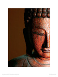 Buddha Profile Giclee Print by Anon
