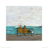 Picnic Time Approacheth Reproduction procédé giclée par Sam Toft