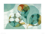 Opaque Layer Study I Giclee Print by Sarah Leslie