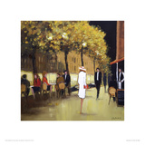 Knightsbridge II Giclee Print by Jon Barker